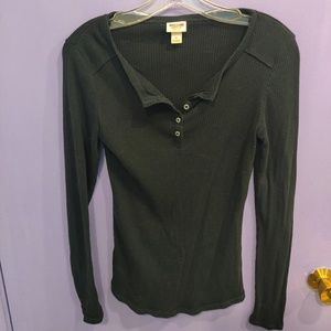 Tops - Simple Long Sleeve Shirt
